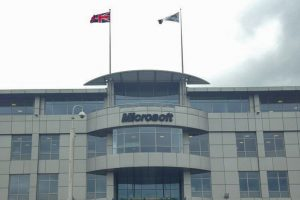 everis Microsoft UK meeting